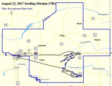 Flight Track 082217 Aztec Seeding