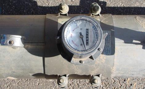 Mccrometer flow meter
